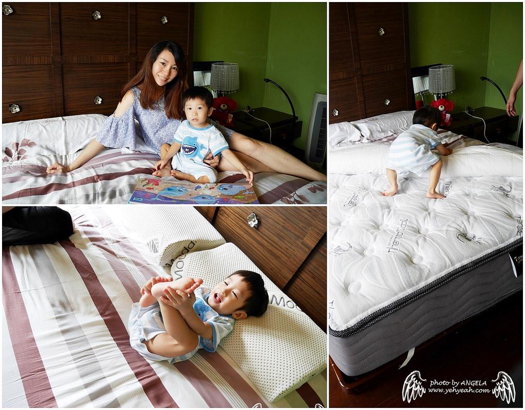 [居家] 床墊推薦-為您量身訂做的7-tage