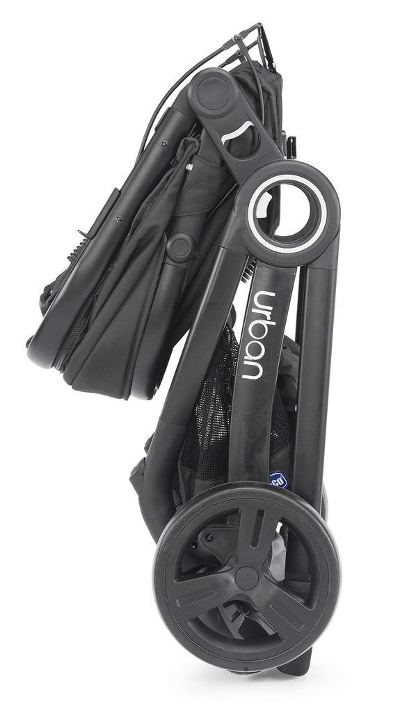 CHICCO-JUVENILE-Urban Plus推車_可摺式座椅收摺