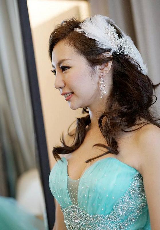 婚禮造型禮服 (5)