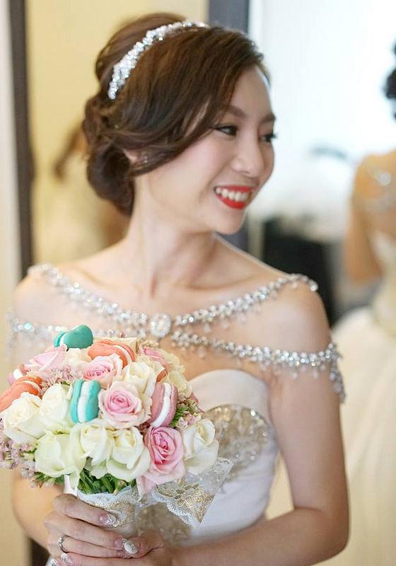 婚禮造型禮服 (4)