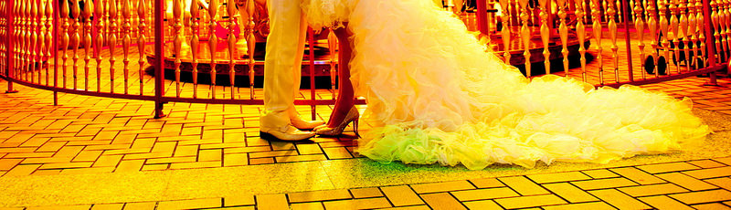 婚禮造型禮服 (9)